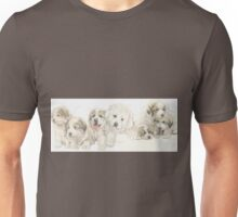Great Pyrenees Puppies Unisex T-Shirt