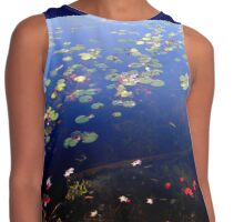 Water Lily Contrast Tank
