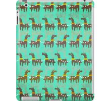 Unicorn Red Nose iPad Case/Skin