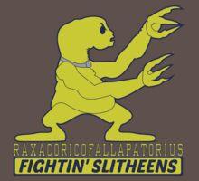 Fightin' Slitheens Baby Tee