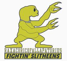 Fightin' Slitheens One Piece - Short Sleeve