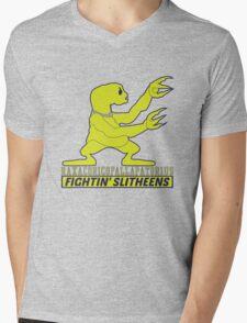 Fightin' Slitheens Mens V-Neck T-Shirt