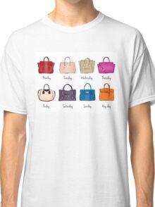 Stylish Handbag Week Classic T-Shirt