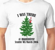 I Was There Seattle WA March 2016 black Unisex T-Shirt
