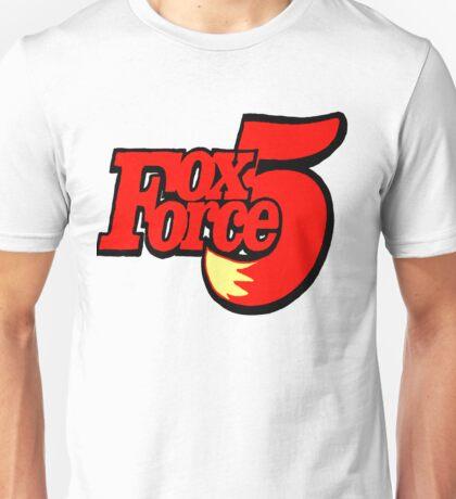 FOX FORCE 5 Unisex T-Shirt