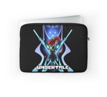 Undyne the Undying - Undertale Laptop Sleeve