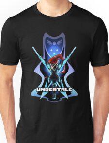 Undyne the Undying - Undertale Unisex T-Shirt