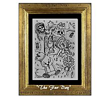 The Fur Day Photographic Print