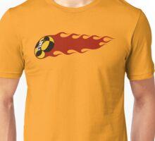 Crazy Taxi Flame Unisex T-Shirt
