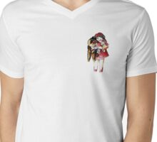 Beach Babe  Mens V-Neck T-Shirt