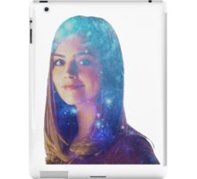 Clara who? iPad Case/Skin