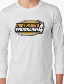 Tony Hawks Pro Skater 4. Long Sleeve T-Shirt