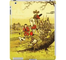 A SAMURAI's Sojourn.... iPad Case/Skin
