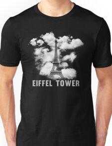 Paris Eiffel Tower Skyline Unisex T-Shirt