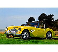 1965 Austin-Healey 3000 Mk III Roadster Photographic Print