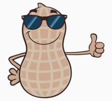 Cool peanut One Piece - Short Sleeve