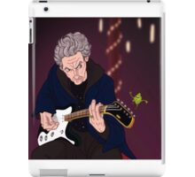 Doctor jams with Sprout Boy iPad Case/Skin