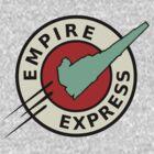 Empire Express by Robert Partridge