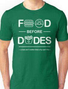 Chris Crocker - Food Before Dudes Tee Unisex T-Shirt