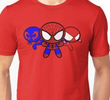Great Responsibility Red Shirt Unisex T-Shirt