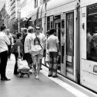City Commuters by Karen E Camilleri