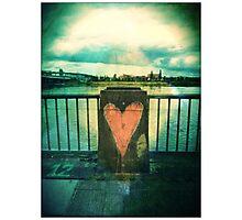 Portland Love Photographic Print