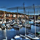 St Peter's Basin by Andrew Pounder