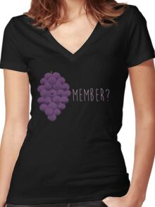 Member Berries : Southpark Fanart Print Women's Fitted V-Neck T-Shirt