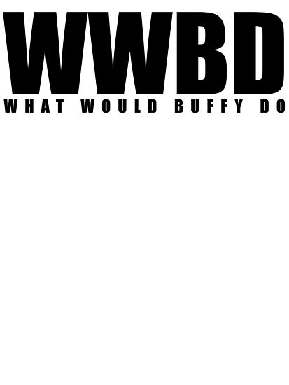 WWBD by Jonathon Measday