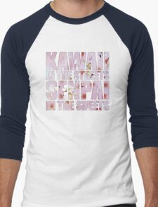 Got me all Doki Doki Men's Baseball ¾ T-Shirt