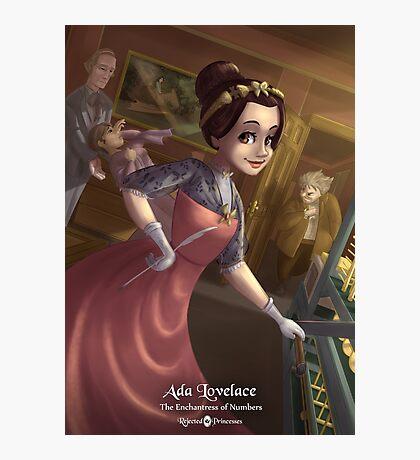 Ada Lovelace - Rejected Princesses Photographic Print