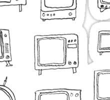 TVs Sticker