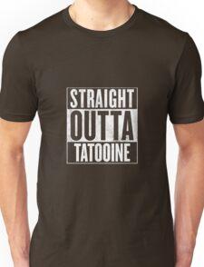 Straight Outta Tatooine Unisex T-Shirt