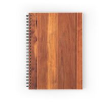Holly-Wood Glow Spiral Notebook