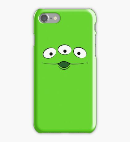Toy Story Alien - Ohhhhh iPhone Case/Skin