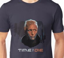 Blade Runner - Design 1 - Time to Die Unisex T-Shirt