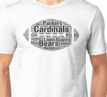 Football Teams Unisex T-Shirt