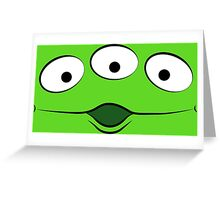 Toy Story Alien - Ohhhhh Greeting Card