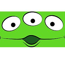 Toy Story Alien - Ohhhhh Photographic Print
