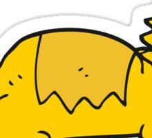 cartoon cat Sticker
