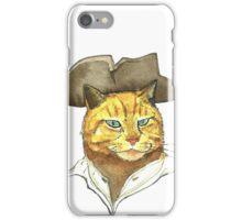 Pirate Cat Face iPhone Case/Skin