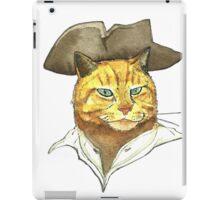 Pirate Cat Face iPad Case/Skin