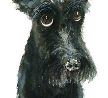 Duff the Scottie Dog by archyscottie