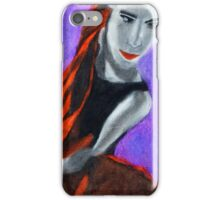 Dancer of Faith iPhone Case/Skin