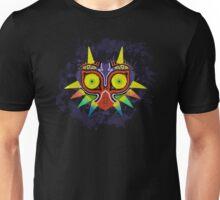 Majora's Mask Splatter Unisex T-Shirt