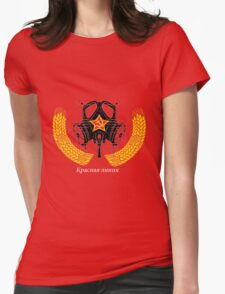 The RedLine Womens Fitted T-Shirt