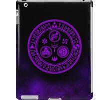 Hero's Mark (Purple) iPad Case/Skin