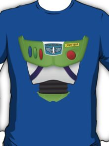 Buzz Lightyear Chest - Toy Story T-Shirt