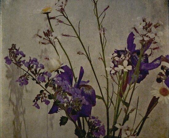 Fragmentary Blue by tori yule