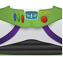 Buzz Lightyear Chest - Toy Story by glucern